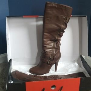 Guess Knee Boots